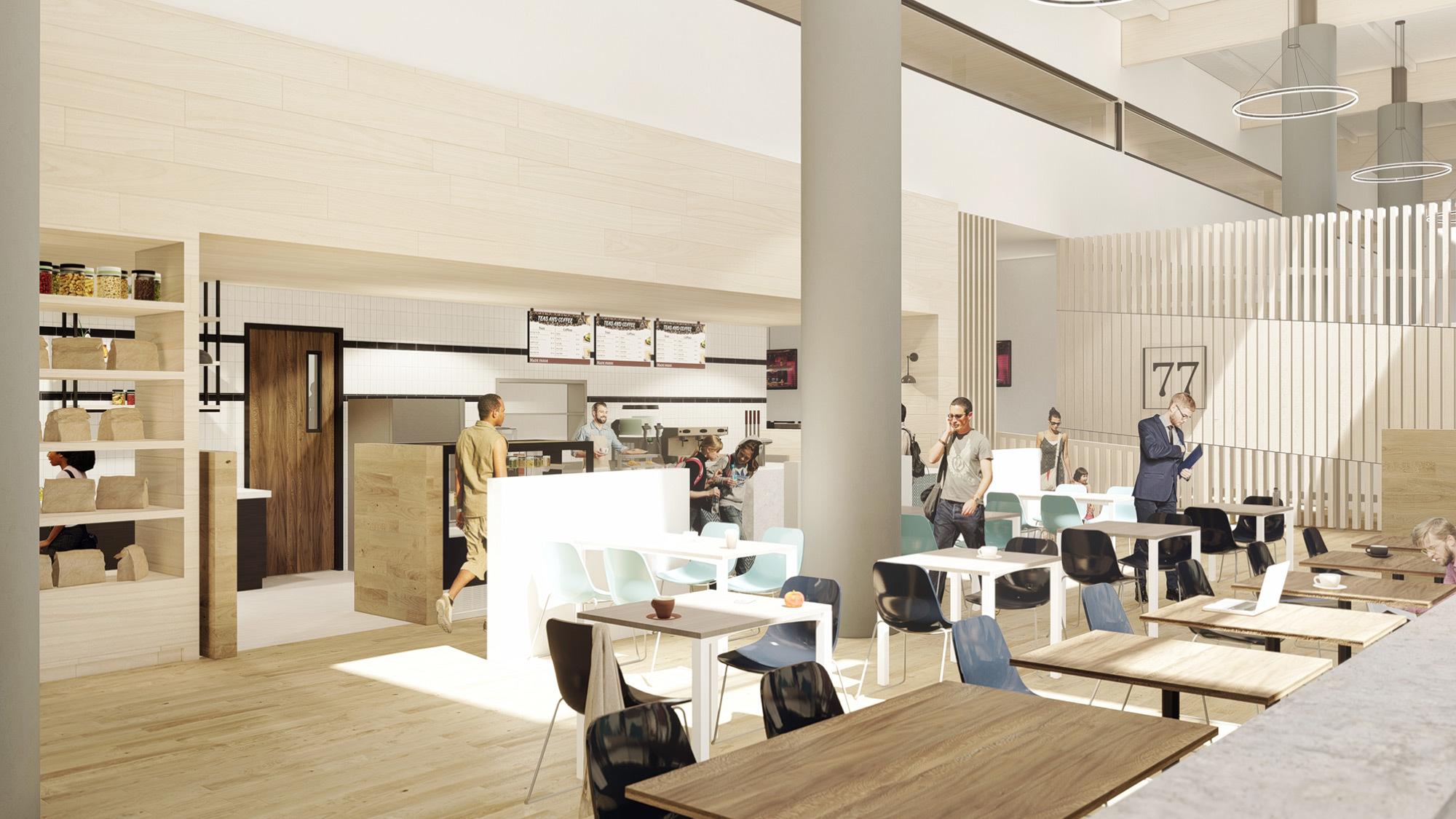 Ccy Architects Bay Club Santa Clara Cafe Vida