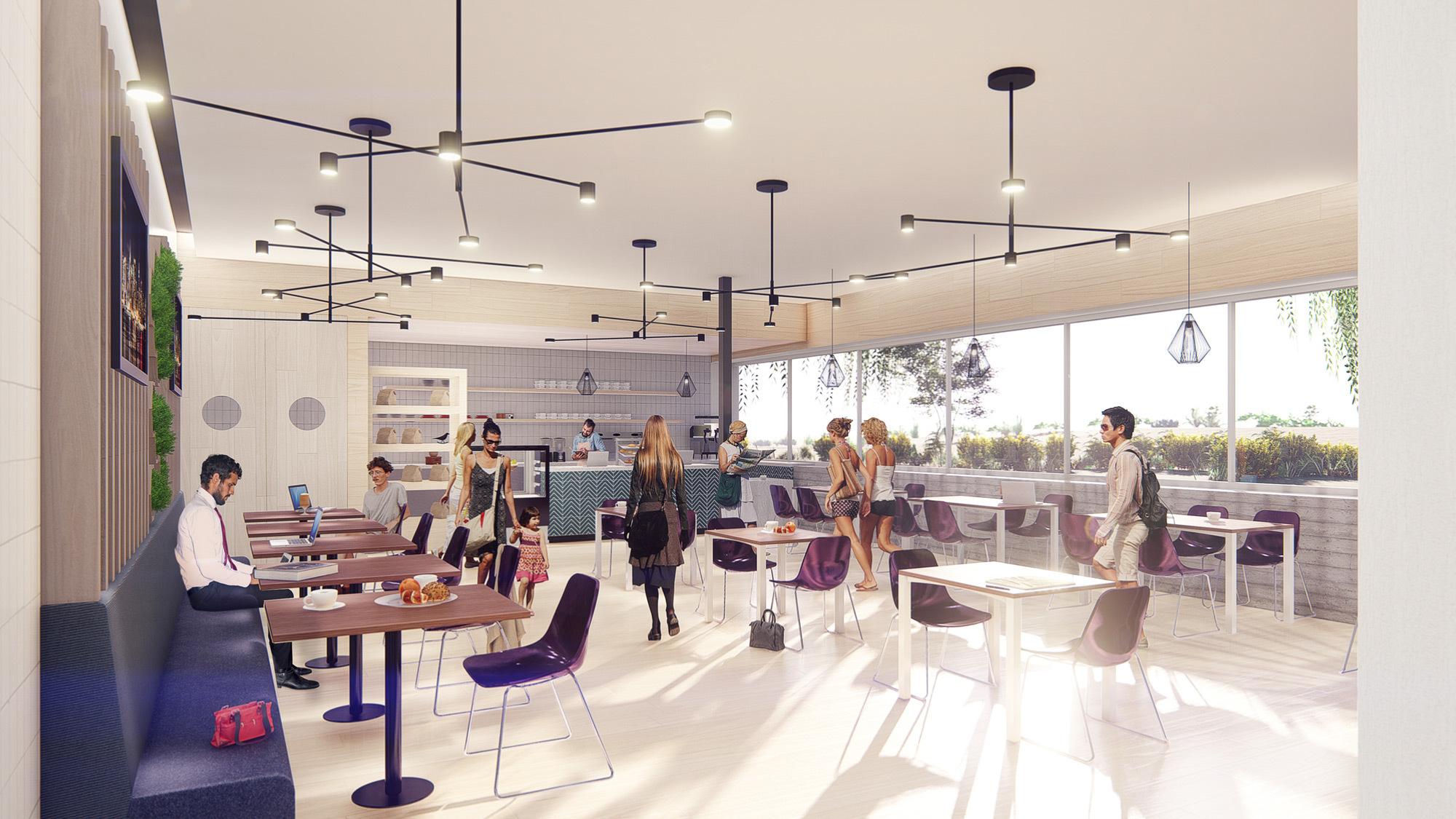 Ccy Architects Vida Bay Clubs