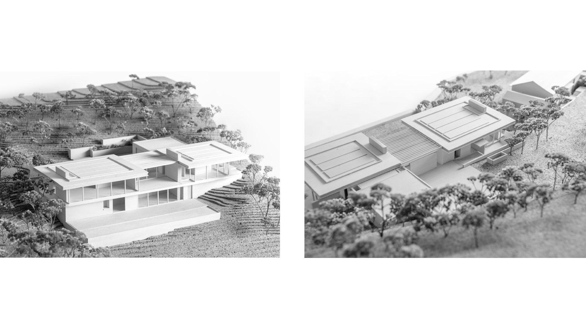 CCY Architects Pavilion model images 2