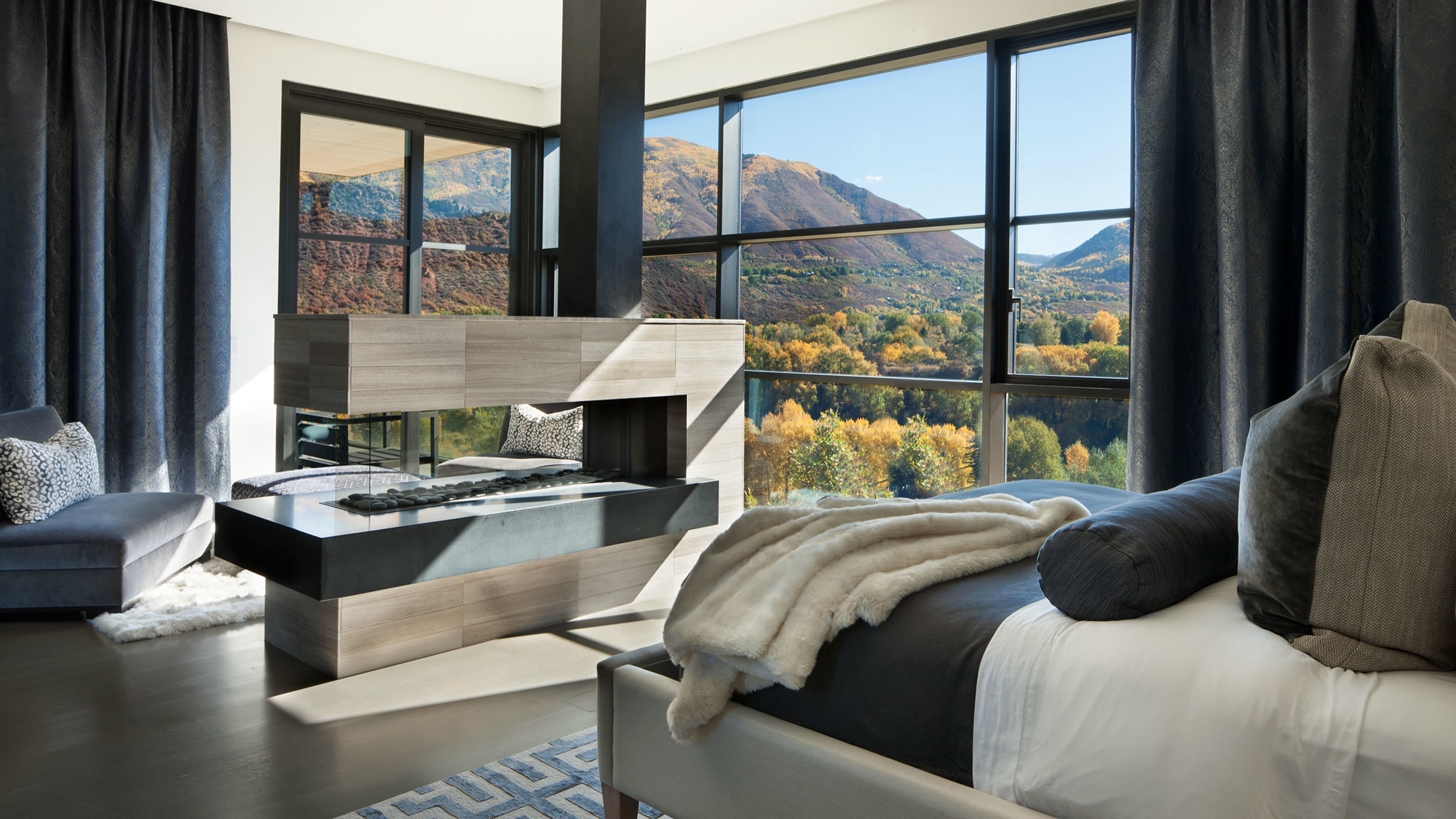 Maroon Creek Overlook Aspen Bedroom
