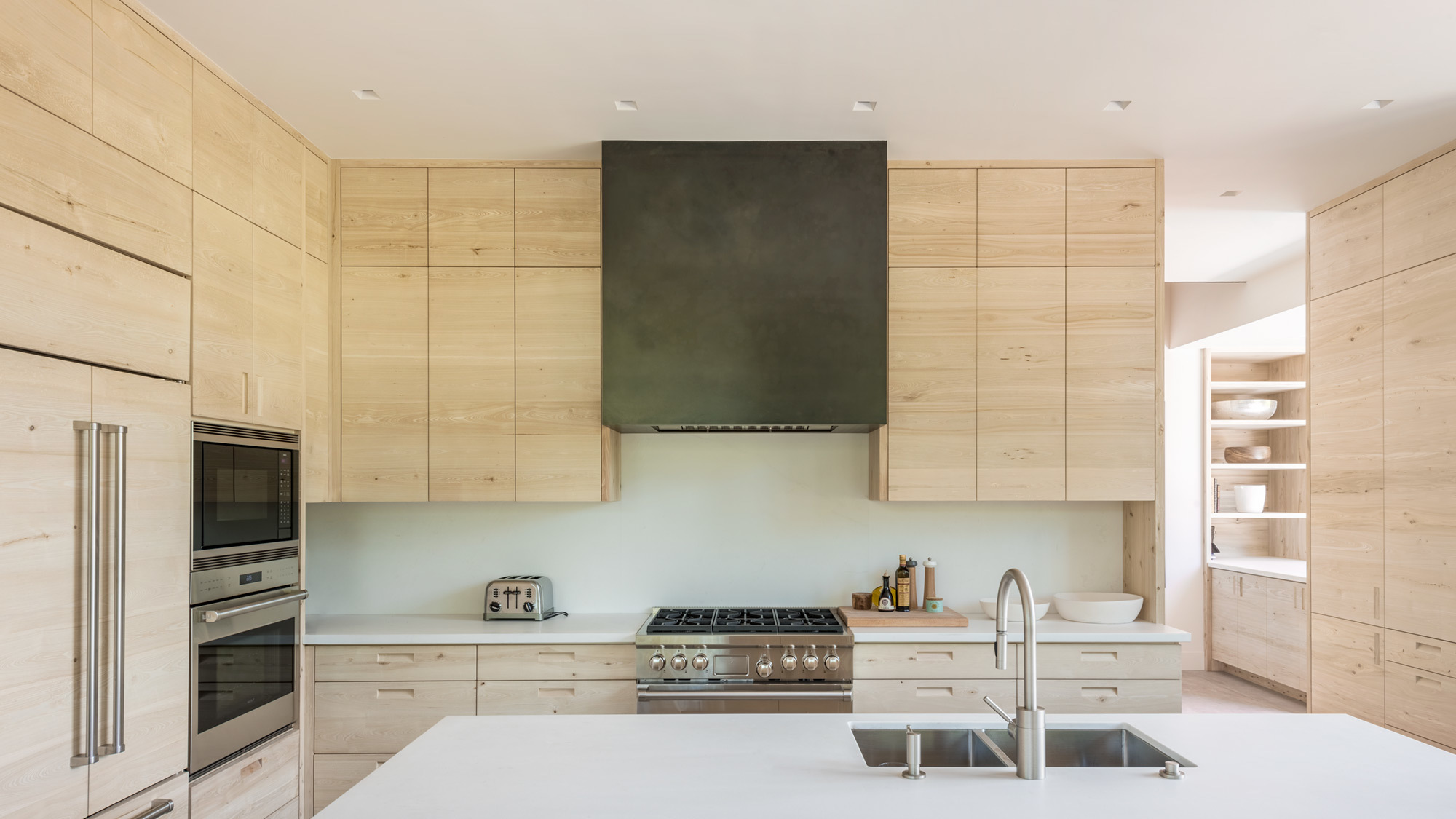 Red Butte Residence Kitchen