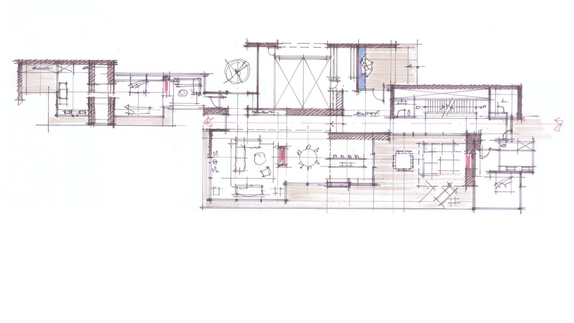 White Stone Floor Plan