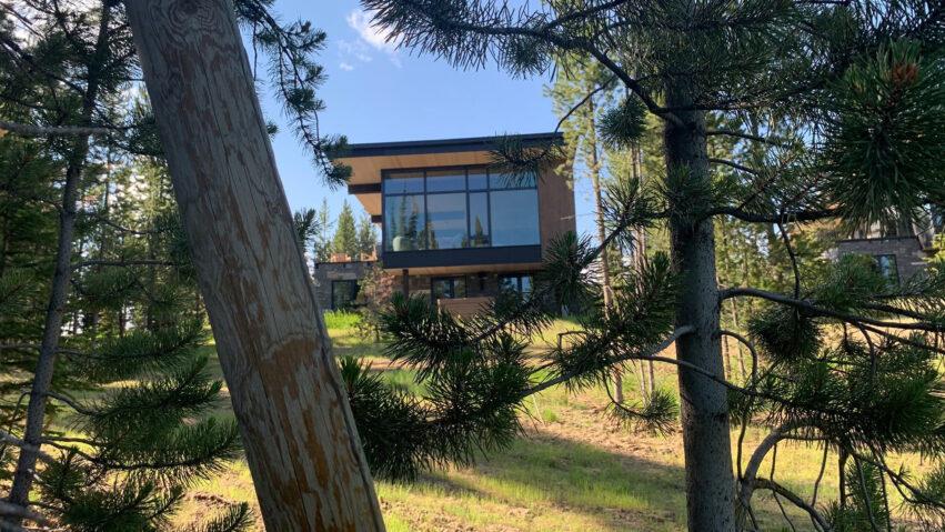 CCY Architects Ulerys Lake Cabin 2021